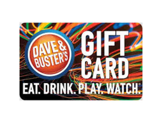 $50 Dave & Buster's Gift Card - Photo 1