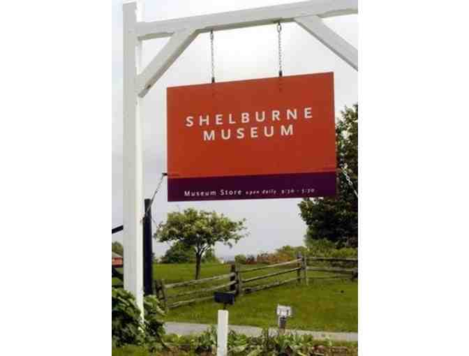 One-Day Family Pass to the Shelburne Museum