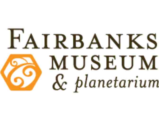 One-Year Family Membership to the Fairbanks Museum