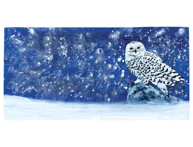 Snowy Evening -- Limited Edition Print