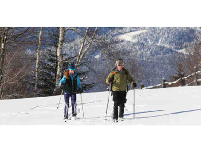 One Day Backcountry Ski Rental for Two People