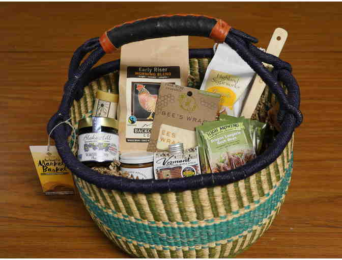 City Market Co-op Gift Basket