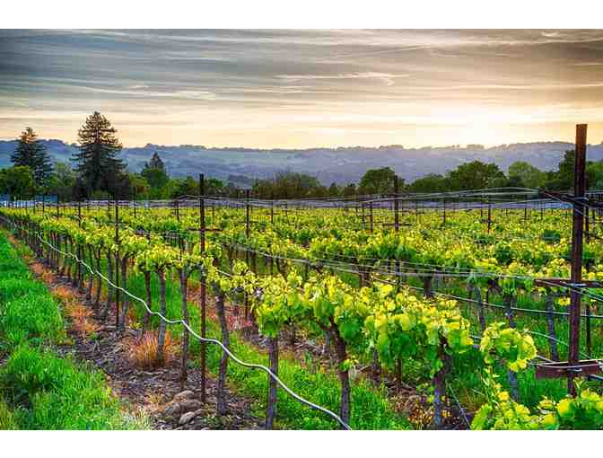 Sonoma Wine and Dine Vacation Package