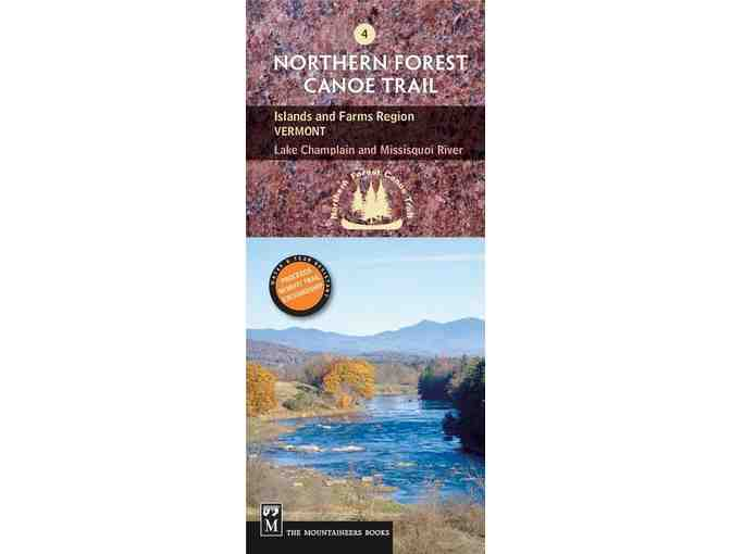 Northern Forest Canoe Trail 1 Year Membership and trail map