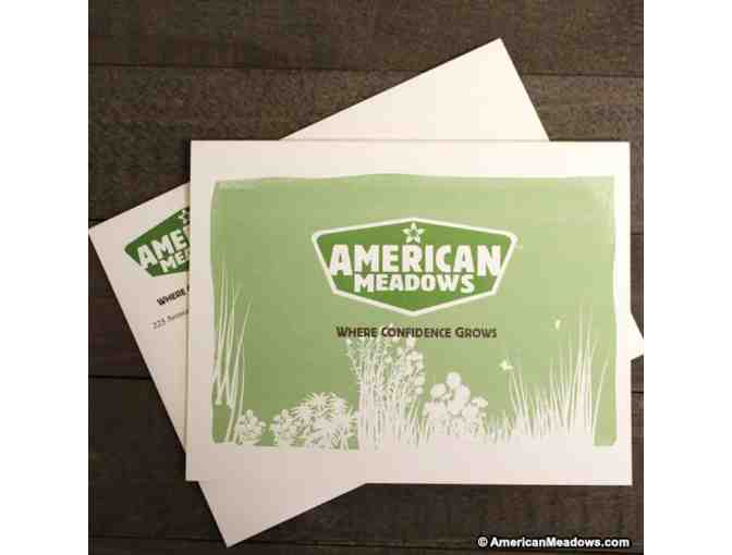 American Meadows $100 Gift Certificate