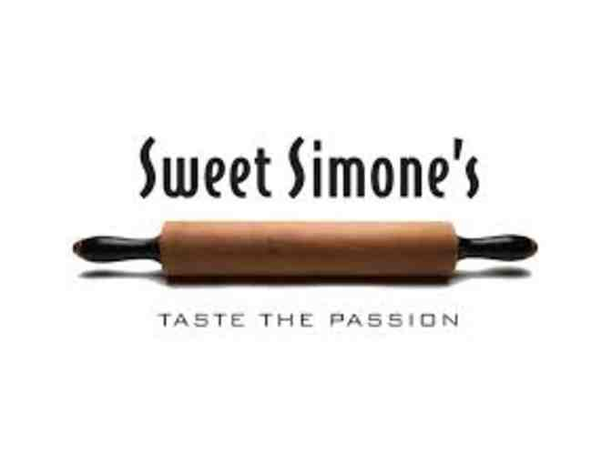 Sweet Simone's $25 Gift Card