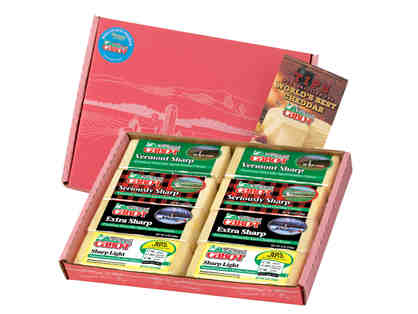 Cabot Cheese Gift Box Voucher