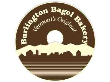 8 Gift Cards to Burlington Bagel Bakery