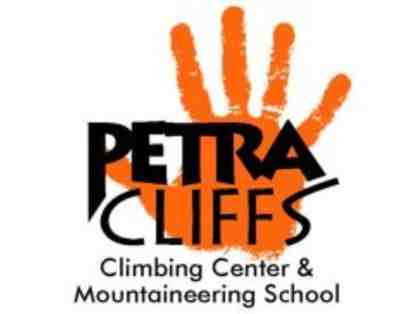 Petra Cliffs - 5 day passes