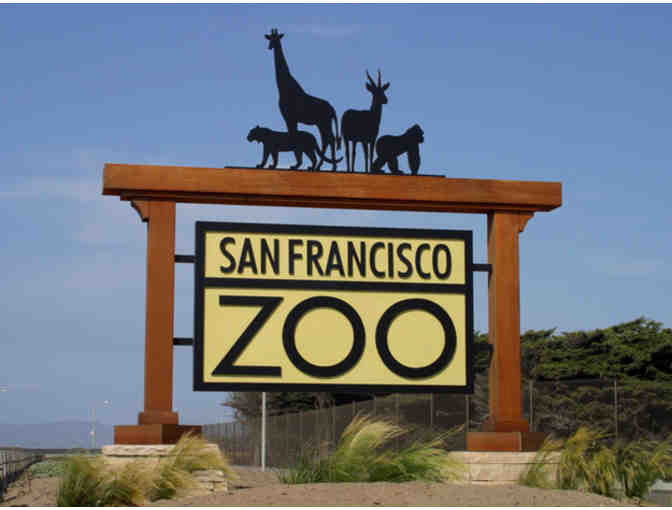 2-One time Admissions to San Francisco Zoo - Photo 1