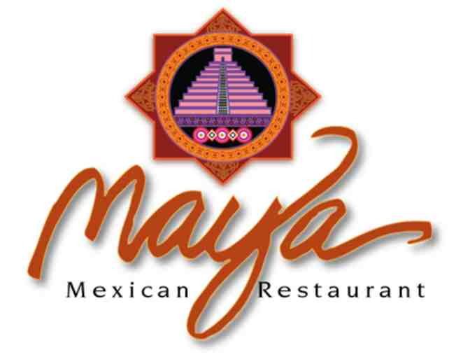 $20 Gift Certificate to Maya Mexican Restaurant - Photo 1