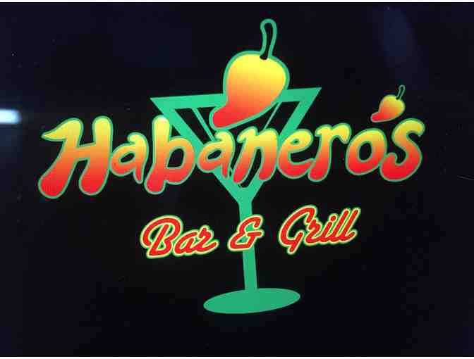 $50 Gift Certificate to Habanero's Bar & Grill of Scotts Valley - Photo 2