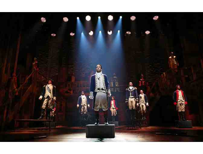 See HAMILTON: An American Musical in three cities PLUS backstage tours! (2 tickets) - Photo 2