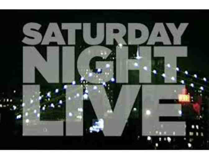 2 VIP Tickets to a Taping of SATURDAY NIGHT LIVE