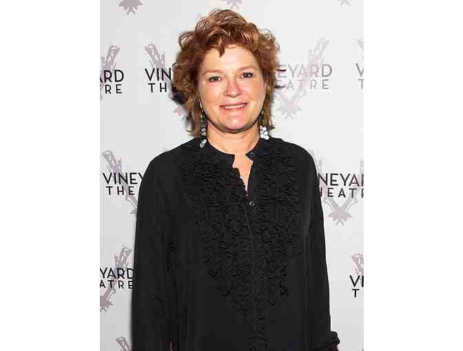 Drinks with Kate Mulgrew at Dear Irving