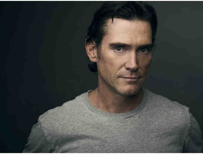 Personalized Voicemail Message from Billy Crudup - Photo 1