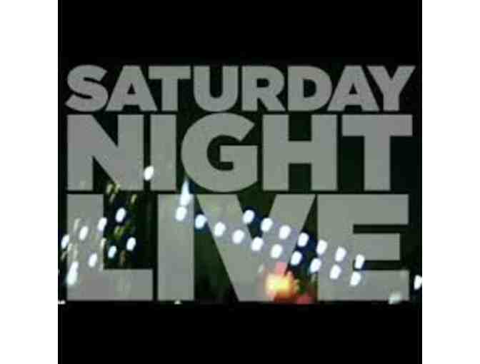 2 VIP Tickets to Saturday Night Live!