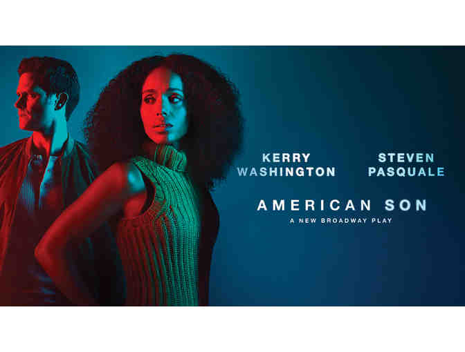 2 Tickets to AMERICAN SON and a backstage meet-and-greet