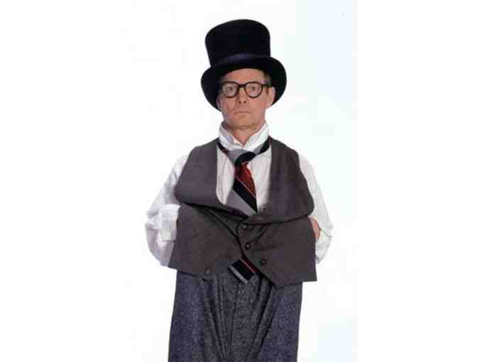 Bill Irwin | Hat Tricks Lesson with award winning actor, master clown and comedian