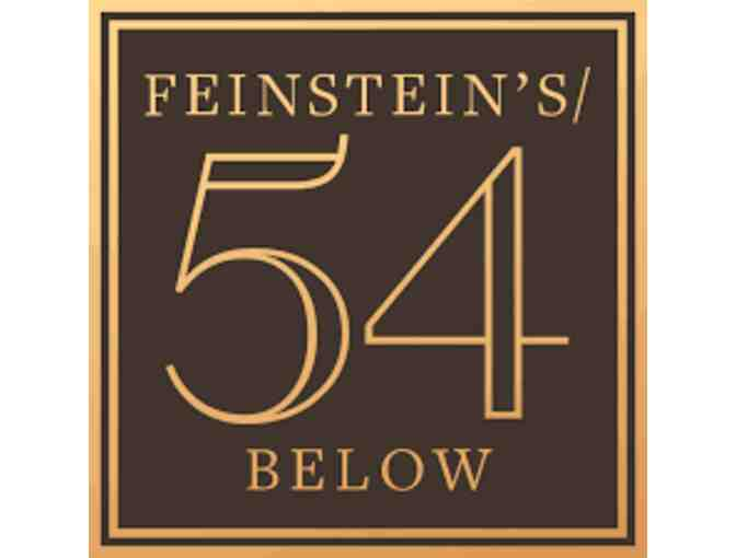 Feinstein's/54 Below | A VIP Evening for Two