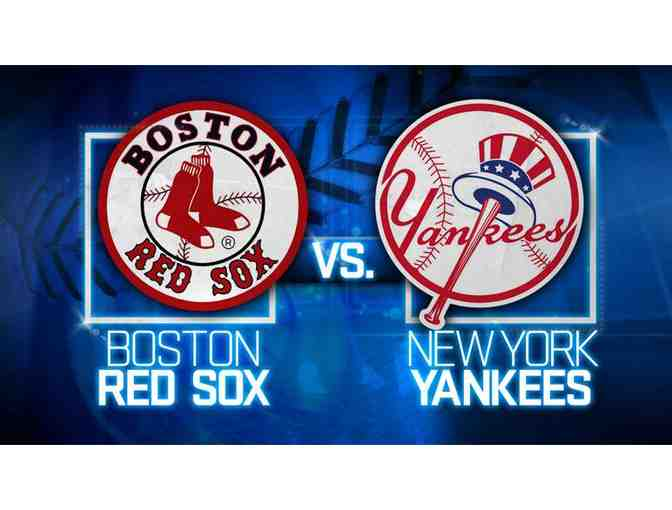 Yankees vs. Red Sox: Two (2) Tickets to a Three Game Series