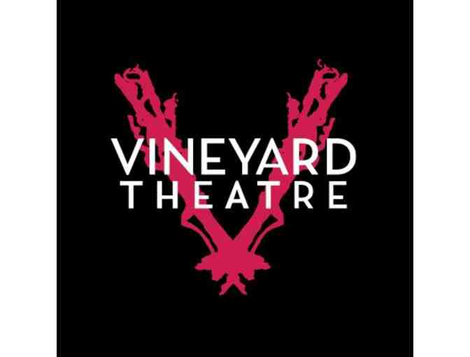 Ichabods Dinner for 4 + 4 Premium Tickets + Backstage Tour for Vineyard's 2019 Fall Show
