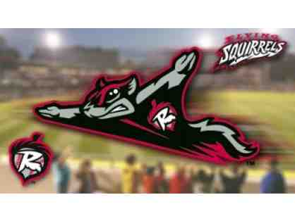 Richmond Flying Squirrels - 4-Pack Field Level Tickets