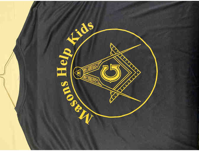 Athletic T-Shirt 'Youth Large' - Masons Helping Kids