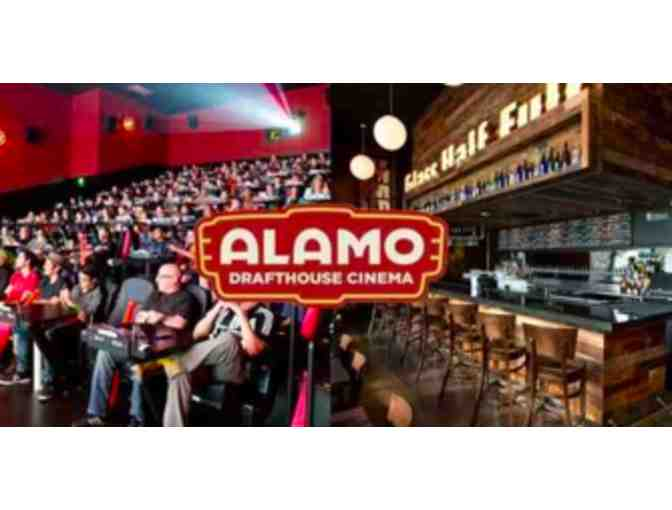 Alamo Drafthouse - Two (2) Admission Passes to Any Show and $20 Snack Voucher (2/2) - Photo 1