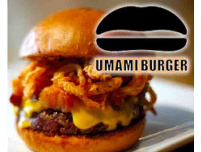 $50 Umami Burger Gift Card - Photo 1