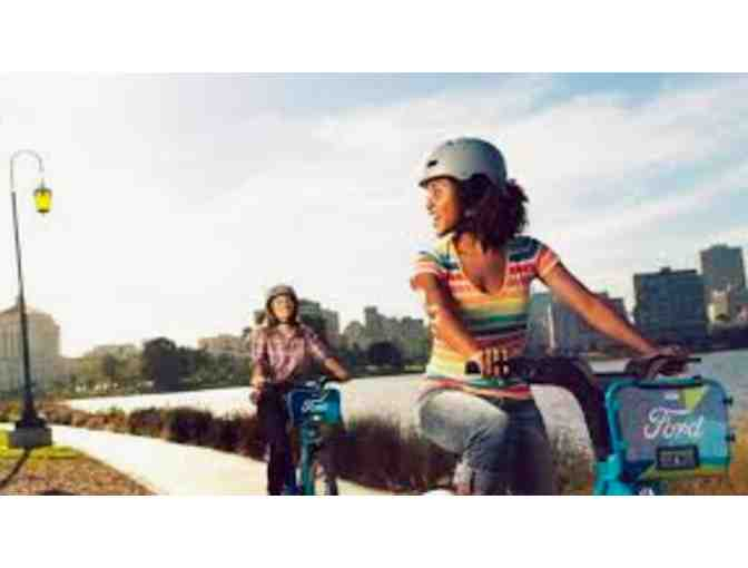 Free Ford GoBike Annual Membership (1/2) - Photo 1