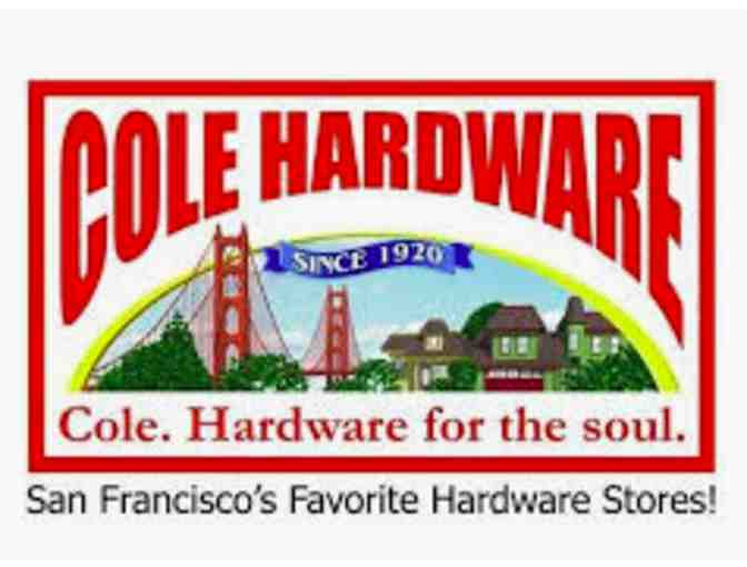 $25 Cole Hardware Gift Card - Photo 1