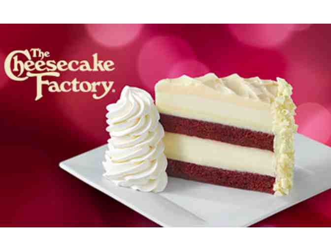 $50 Cheesecake Factory Gift Card - Photo 1