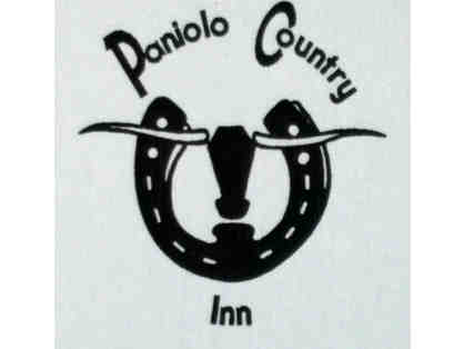 $25 Gift Certificate from Paniolo Country Inn