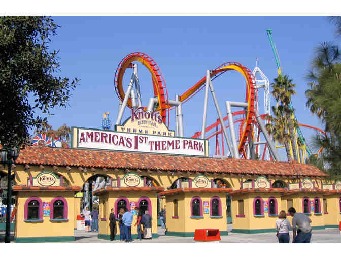 4 days/3 nights to ANAHEIM, CA: Disneyland (2 days), Knott's Berry Farm (1 day) & MT - Photo 3