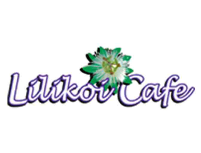 $50 Gift Card to Lilikoi Cafe