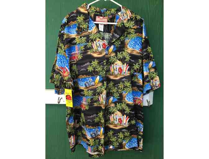RJC Aloha Shirt Mens 3XL donated by Sunset Traders