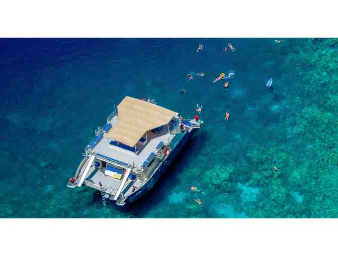 Fair Wind Afternoon Snorkel Cruise for 2 Adults