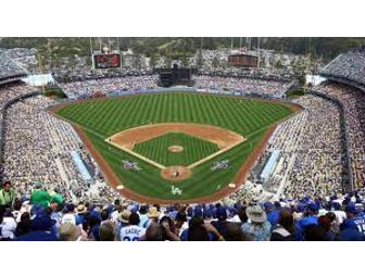 LA Dodgers v. Arizona Diamondbacks Field Level Tickets -August 1, 2012
