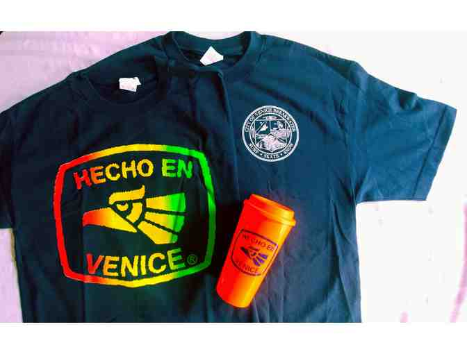 Hecho en Venice/ Venice Breakwater T-shirts and Tumbler - Photo 1