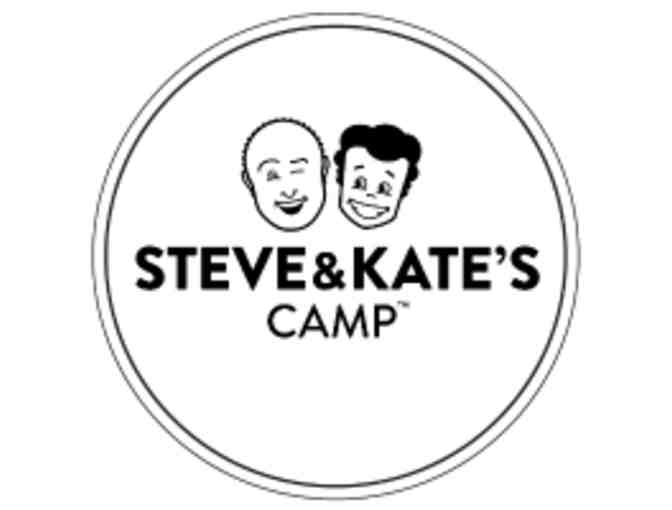 Steve & Kate's Camp - Gift Certficate for 1 Week
