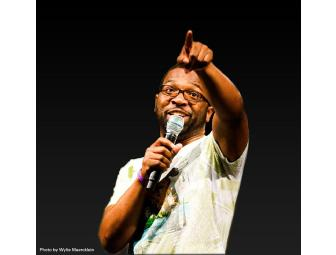 Be Baratunde Thurston's Special Guest at Whiskey Friday