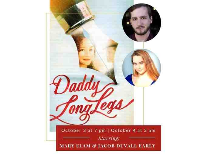 4 Tickets to the production of the musical Daddy Long Legs at the Wayne Theatre - Photo 1