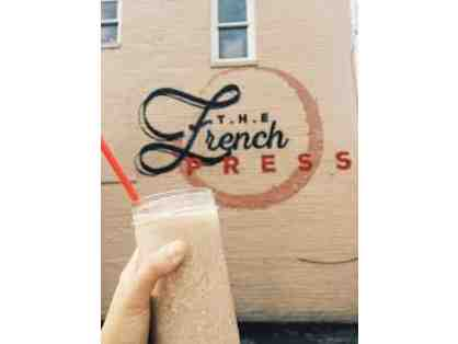$20 The French Press Gift Certificate