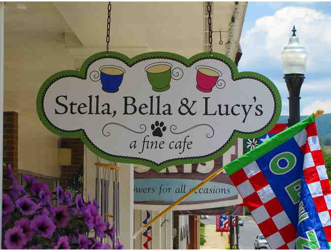 $25 Stella, Bella, & Lucy Restaurant Gift Certificate - Photo 1