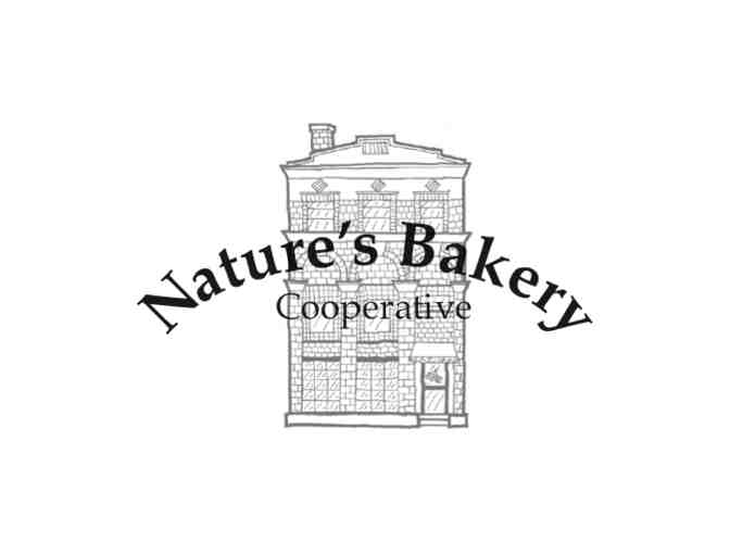 $25 at Nature's Bakery Cooperative