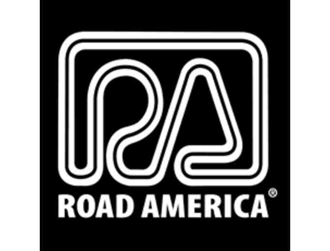 One Seat in Teen Driving Program at Road America