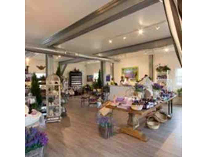$25 gift card to Fragrant Isle Lavender Farm & Shop