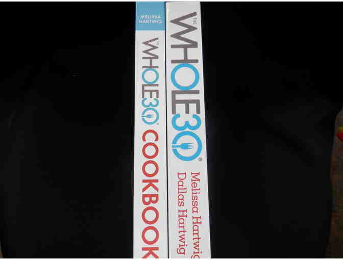 The Whole 30 Guide and Cookbook set