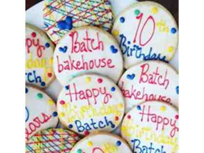 $10 gift card to Batch Bake House